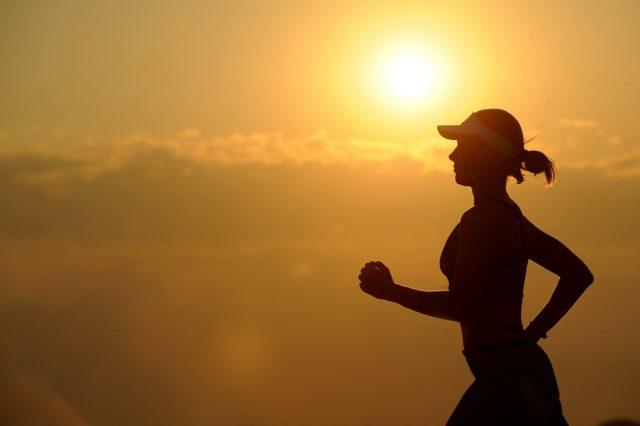 ジョギング